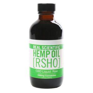 RSHO CBD Liquid Green
