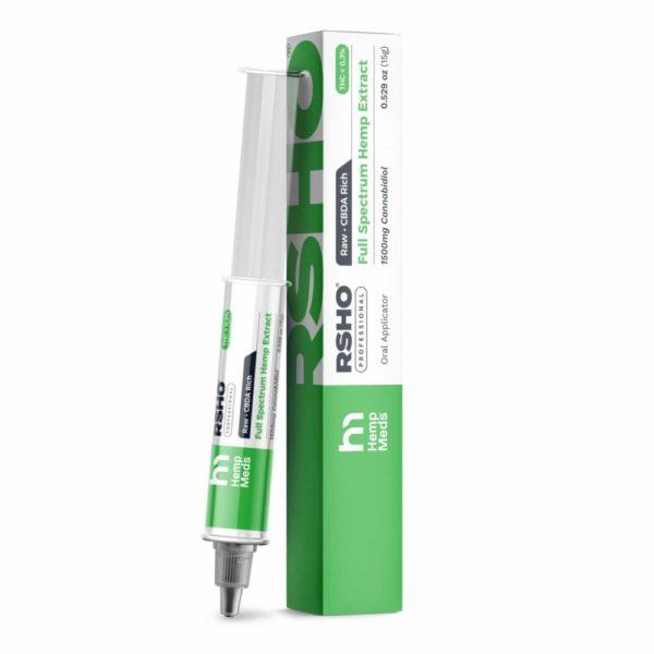 RSHO GREEN LABEL 15 gram tubes