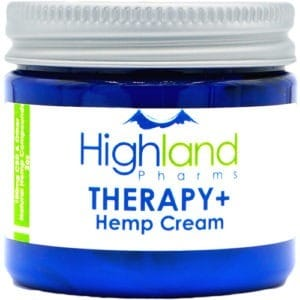 Highland Pharms Therapy Plus Hemp Lotion 2 ounce