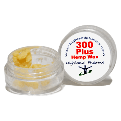hp 300 cbd wax