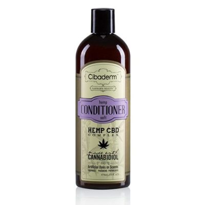 Cibaderm Hemp Soft Conditioner at WellspringCBD.com