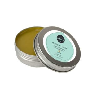 Made by Hemp (formerly Abinoid Botanicals) Muscle Salve 2oz