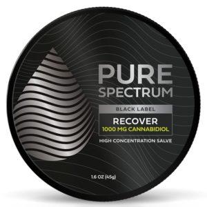 Pure Spectrum Black Label Recover Balm