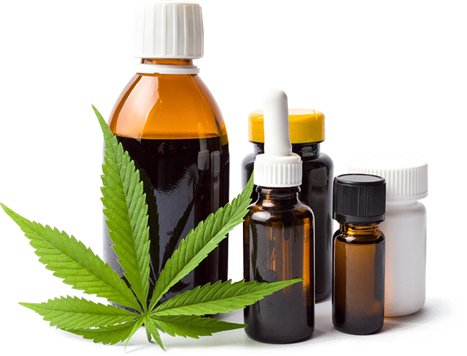 Broad Selection of Hemp sourced CBD oils