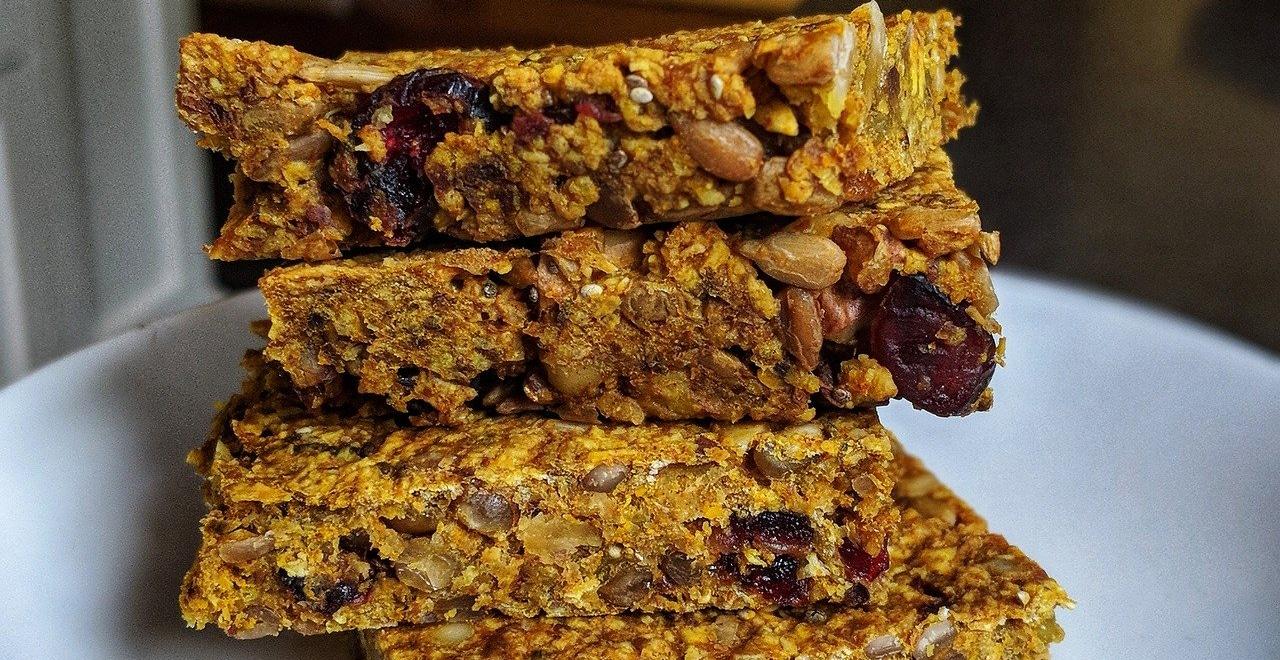 raw vegan cbd granola recipe