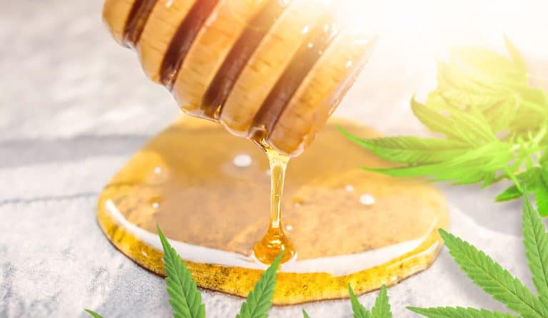 Infusing Honey with CBD from Hemp