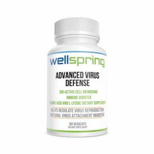advance virus defense humic acid l-lysine