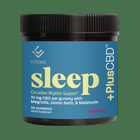 PlusCBD Sleep Gummies 30ct 10mg