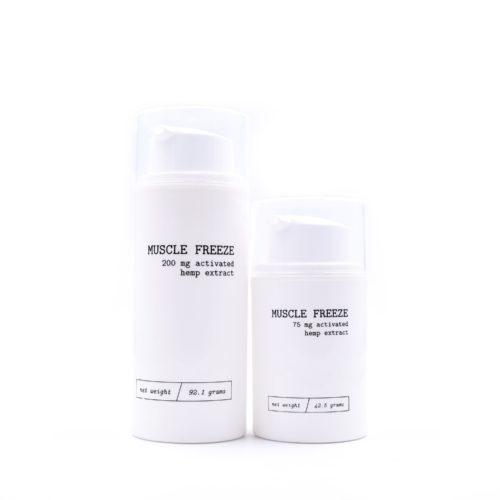 Mary's Nutritionals Muscle Freeze