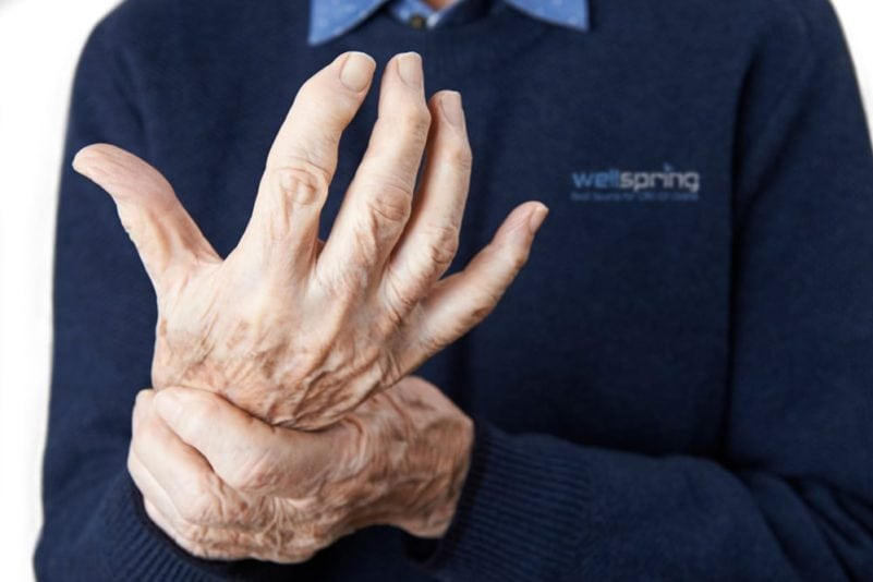 CBD Oil for Arthritis Helps Pain Management