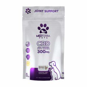 Medterra cbd pets joint support treats