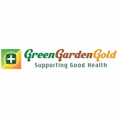 green garden gold logo