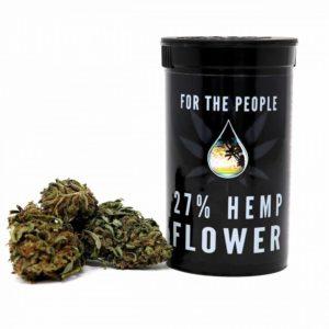 27% CBD Flower from CBD FTP